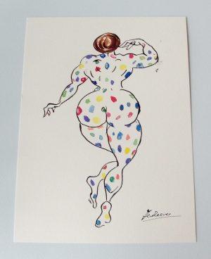 Federico Fellini Sketch 'La Città Delle Donne' 1980