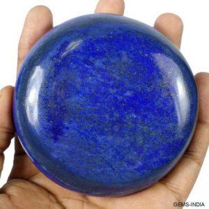 1455 ct Lapis Lazuli – Round cabochon – India