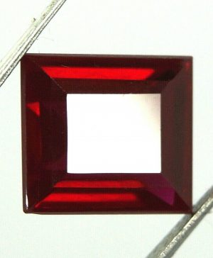 13,45ct Certified Natural Red Ruby