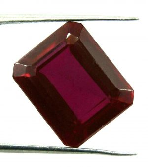 14,10ct Certified Natural Red Ruby