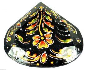 Natural Dark Blue Sapphire Meena Artwork Gemstone