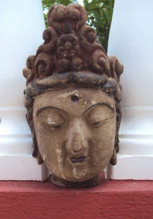 Guanyin Bodhisattva Head