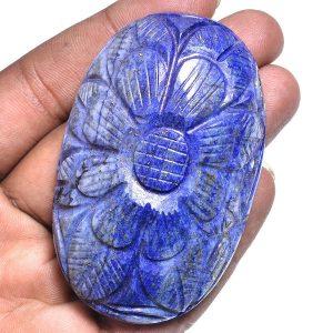 645ct Lapis Lazuli Fancy Shape