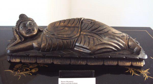 Burma Hand Carved Statue