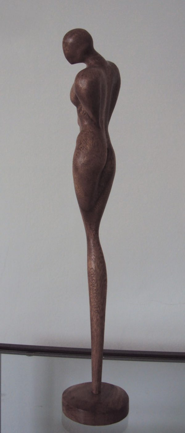 Contemporary Wood Sculpture