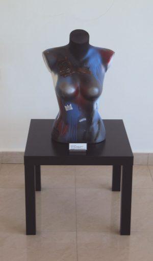 Sylvie Granger Contemporary Mannequin Creation